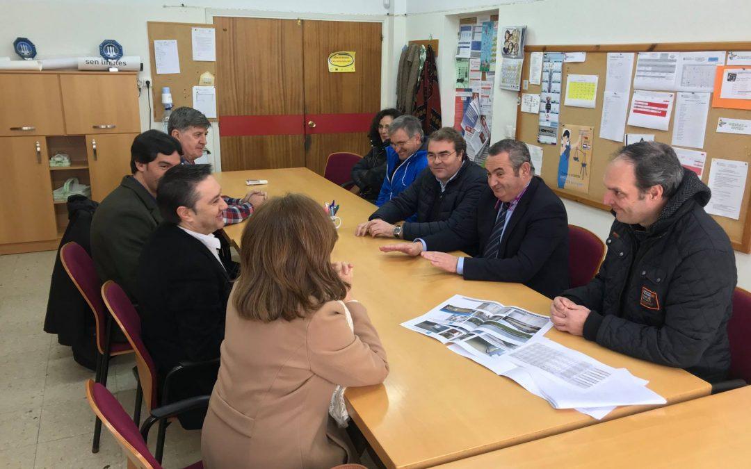 A Xunta invertirá medio millón de euros no colexio de Castro de Ribeiras de Lea