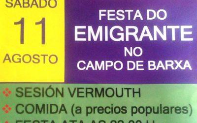 Festa do Emigrante en Santa Leocadia