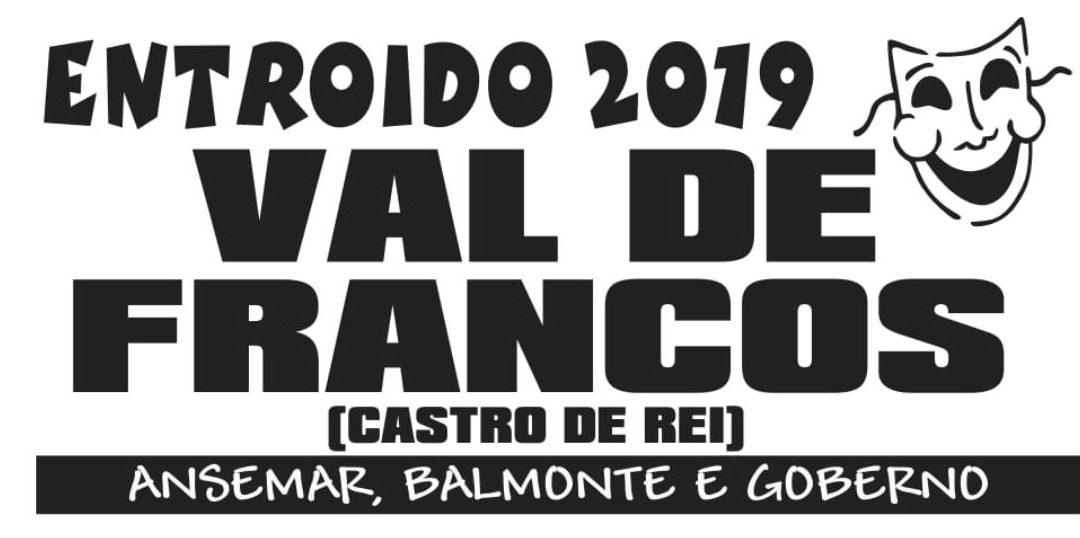 Entroido Val de Francos | 5 de Marzo | Castro de Rei