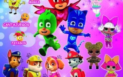 El mundo de los muñecos, sábado 6 de novembro na Casa da Cultura
