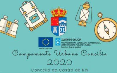 Campamento Urbano 2020