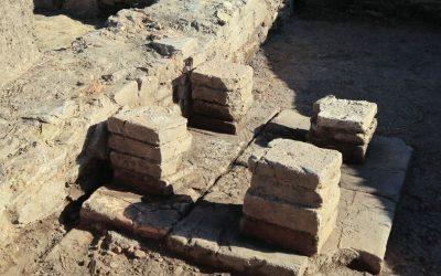 Aparece una villa romana bien conservada en Coea, Castro de Rei