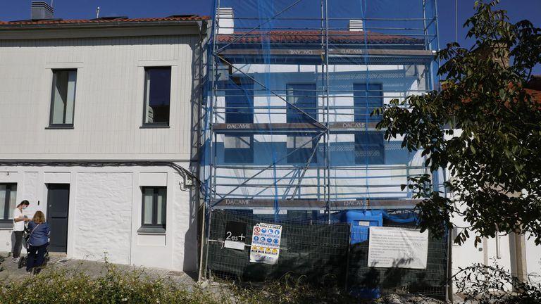 Diez millones de euros para reformar mil viviendas en 22 ayuntamientos gallegos